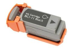 Buy BCI-11 (0957A003) Black Ink Cartridge for Canon at Houseoftoners.com. We offer to save 30-70% on ink and toner cartridges. 100% Satisfaction Guarantee
