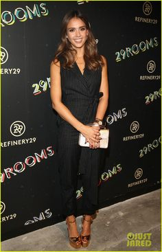 Jessica Alba & Kate Mara Check Out Refinery29's 29 Rooms!: Photo #3754066…