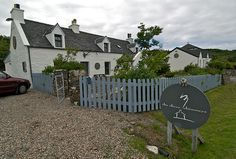 Three Chimneys Restaurant, Dunvegan, Skye - Scotland