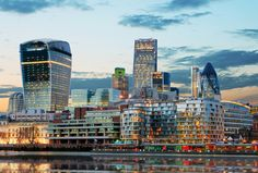 Over the last few months here at cre.tech, we could not help but notice a number of our favorite companies opening up satellite offices in London. London City, Open Up, Offices, New York Skyline, Real Estate, Tech, Number, American, World