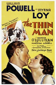The Thin Man (1934) - was not William Powell