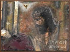 Fill My Cup Lord..  To contact the artist directly, .. email .. fredart@live.com
