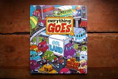 Everything Goes by Brian Biggs.