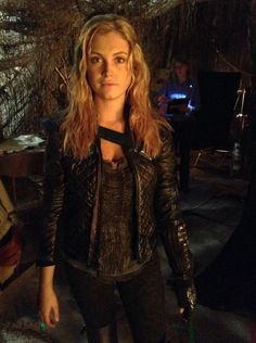 Eliza Jane Taylor || The 100 cast behind the scenes || Clarke Griffin