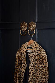 Vintage classic via ChristineDovey.com #leopard #animalinstincts