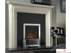 The KINDER REVOLUTION BALANCED FLUE GAS FIRE boasts efficiency of 94% and features a full depth coal fuel bed and an exceptionally large viewing window.