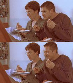 Tommy as Stuart Shorter & Benedict Cumberbatch - Stuart: A Life Backwards (2007) / TH0025