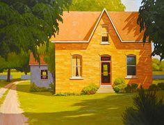 Adam Noonan - Remembering Ontario - Winchester Galleries