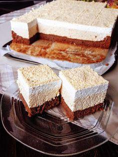 Baking Recipes, Cake Recipes, Dessert Recipes, Torte Recipe, Kolaci I Torte, Croatian Recipes, No Bake Cake, Food Network Recipes, Vanilla Cake