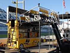 2016 Sprint Cup Series pit boxes Wednesday, March 9, 2016 No. 18 Kyle Busch
