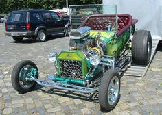 T-Bucket Roadster   ford usa 1920 model t t bucket roadster - the history of cars - exotic ...