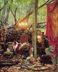 Forest Gypsy home