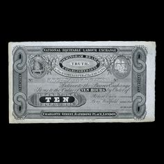 Fiat Money, Legal Tender, Britain, Note