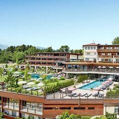 Südtirol: Wellnesshotel Hotel Chalet Mirabell  - Hafling, Italien