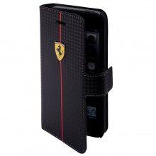 Capa iPhone 6 Ferrari Folio Carbono - Preta 25,99 €