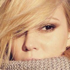 Makeup test with the amazing Pacsuta Ági  #eyes #makeup #eyemakeup #eye #blond #blondie #blogger