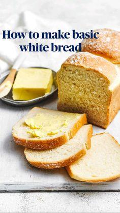 Best Bread Recipe, Bread Recipes, Baking Recipes, Australian Food, Australian Recipes, Bread Tin, Catering Food, Easy Healthy Recipes, Vegan Recipes