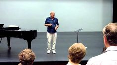 Rodney Eichenberger Choral Warm Ups