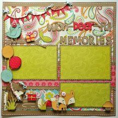 Laurens Creative...: Peachy Keen Guest Designer - Day 5
