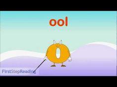 Beginning Reader Grammar Phonics Lesson, Irregular Ook/Ool Sounds
