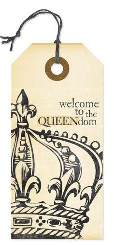Queendom Graffiti, Im A Princess, Queen Of Everything, Wood Tags, Never Grow Up, I Am A Queen, All That Glitters, Letter Art, Queen Bees