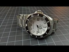 On the Wrist, from off the Cuff: Marc & Sons – MSD-044-W - YouTube