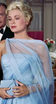 "Beautiful Grace Kelly, beyond lovely in Hitchcock's ""To Catch a Thief"""