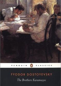 The Brothers Karamazov  by Fyodor Dostoyevsky, David McDuff (Translator, Introduction)