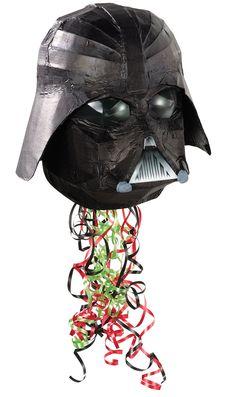 Darh Vader piñata.