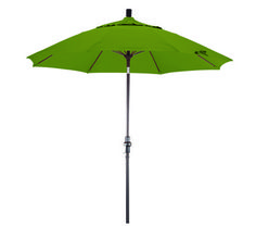 PHAT TOMMY 9 Foot Aluminum Market Umbrella Made with Pacifica Fabric