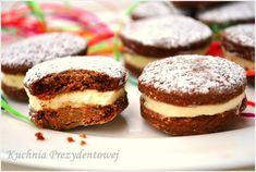 Kuchnia Prezydentowej: Markizy Tiramisu Tiramisu, Cheesecake, Muffin, Good Food, Cookies, Breakfast, Interesting Recipes, Christmas Recipes, Crack Crackers