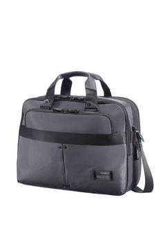 "CityVibe Ash Grey Bailhandle 13 - 16"" #Samsonite #CityVibe #Travel #Suitcase #Luggage #Strong #Lightweight #MySamsonite #ByYourSide"