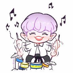 쿠키🍪밥 (@yooocookie) | Twitter Baekhyun Fanart, Kpop Fanart, Suho, Park Chanyeol, Exo Ot12, Exo Cartoon, Cartoon Fan, Exo Kokobop, Kpop Exo