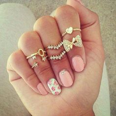 Rings Designs For Ladies...◠❤◠