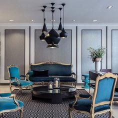 Hotel in Paris Place Vendome Interior Architecture, Interior And Exterior, Interior Design, Small Luxury Hotels, Luxury Sofa, Paris Hotels, Hotel Lobby, Hotel Offers, Living Room