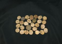 Error pennies incl 1984, 1967, 1976, 1970, 1975, 1971, approx 25 coins, etc. Coins, Jewelry & Paper Money Auction ending 6/5/13