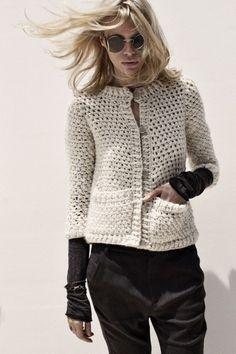 dc6447ba2ecf 27 best knit images on Pinterest in 2018   Feminine fashion, Knit ...