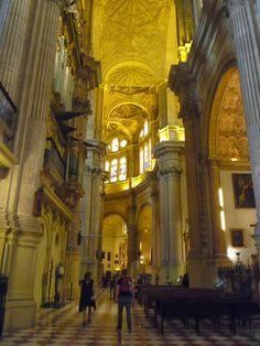 The Cathedral of Málaga  La Estrella de Cómpeta - Google+