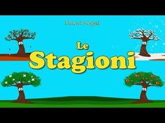 Le stagioni - Canzoni per bambini - YouTube Canti, Bart Simpson, Videos, Dads, Youtube, Seasons, Fictional Characters, Winter Time, Weather