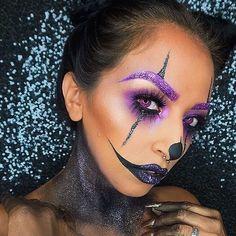 Necesitas #glitter en tus cejas para tu look de Halloween? @amrihearts ha usado nuestro Liquid Suede en el tono 'Amethyst' y nuestro Face & Body Glitter! Disponibles en #nyxfuencarral #nyxportal #nyxgranvia #nyxcolon #nyxvaguada #nyxparquesur y #nyxplenilunio ! #nyxcosmetics_es #halloweennyxcosmetics_es #halloweenmakeup #halloween