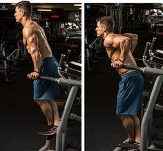 Bodybuilding.com - Best 10 Moves For Herculean Triceps!