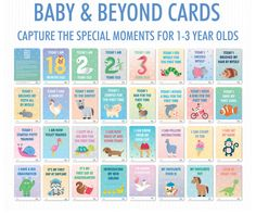 http://www.notonthehighstreet.com/kokoblossom/product/baby-and-beyond-milestone-cards