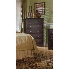Nebraska Furniture Mart – Harden 5-Drawer Chest
