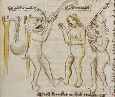 Thomasin <Circlaere>   Welscher Gast (b) Nordbayern (Eichstätt?), um 1420 Cod. Pal. germ. 330 Folio 52v