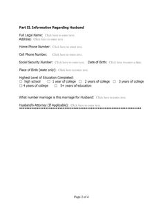 separation agreement,legal separation | Separation ...