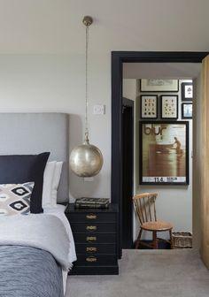 Bedroom by Inspired Design Ltd