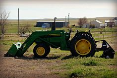 John Deere 1020 at the farm