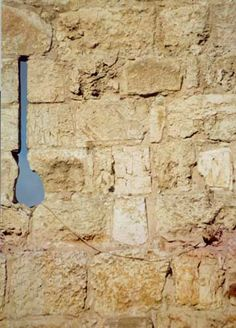 opening  old city wall, jerusalem.