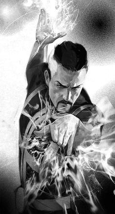 Marvel Legends Doctor Strange - Alex Maleev