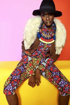 """FEATURE: """"couleurs et de motifs"""" - la dernière du photographe Dex R. Jones - AFROPUNK"""